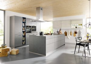 handleless kitchens wakefiled