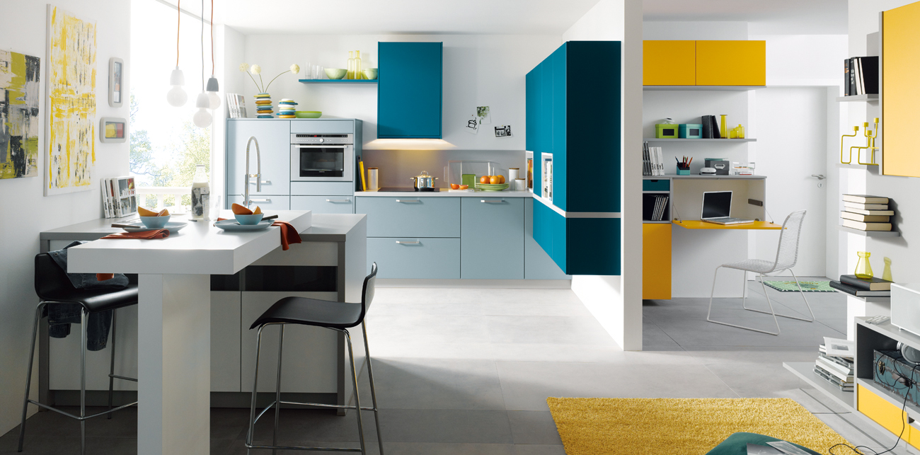 Seamless Interiors | Schuller Kitchens