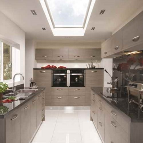 Avola Grey kitchen