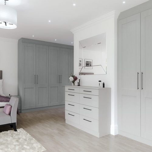 Fitted wardrobes wakefield